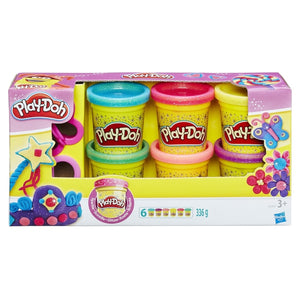 Play-Doh Sparkle 6 pack