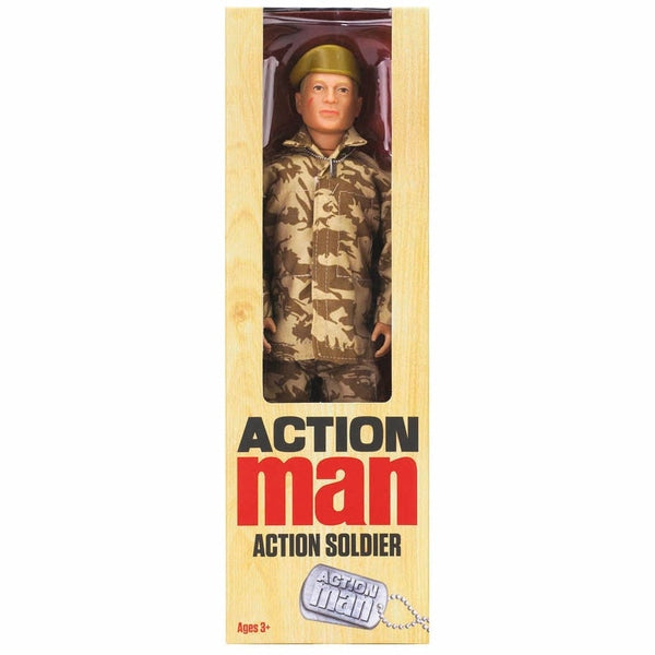 Action Man Action Soldier