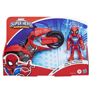 Marvel SHA Spiderman and Swingin' Speeder