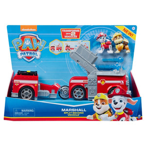 PAW Patrol Split Second Vehicle Marshall