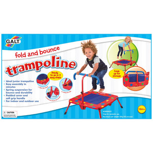 Galt Fold and Bounce Trampoline 18m+