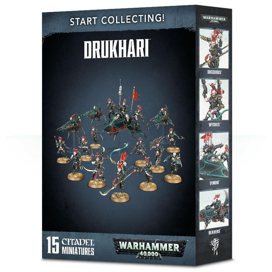 Start Collecting Drukhari 70-45