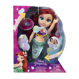 Toddler Doll Sing and Sparkle Ariel