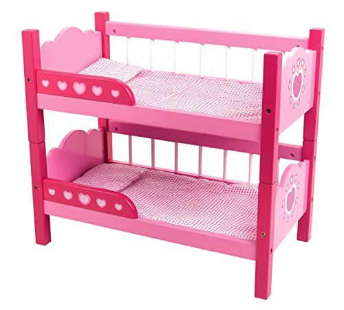 Dollsworld Bunk Beds