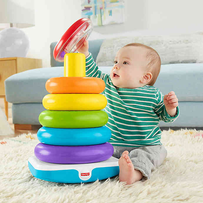 FisherPrice Giant Rock a Stack