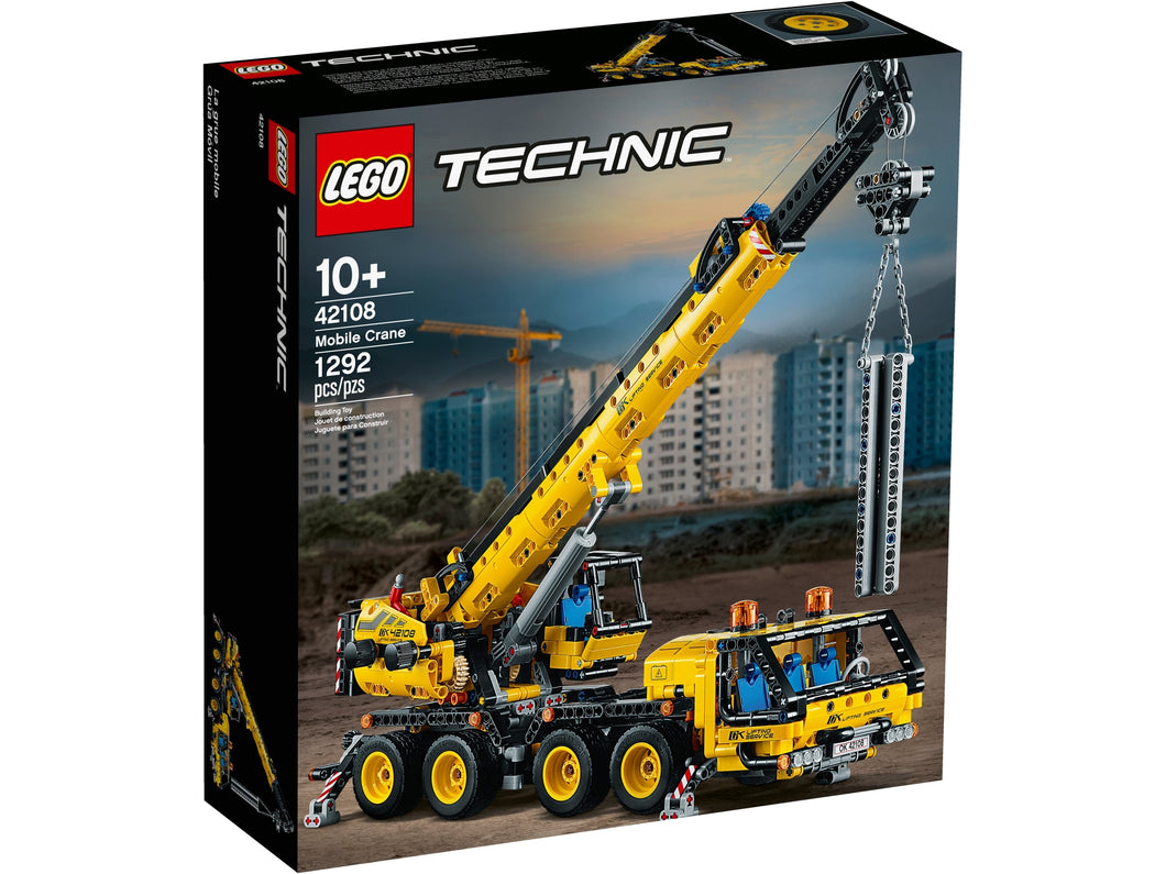 LEGO Technic 42108 Mobile Crane