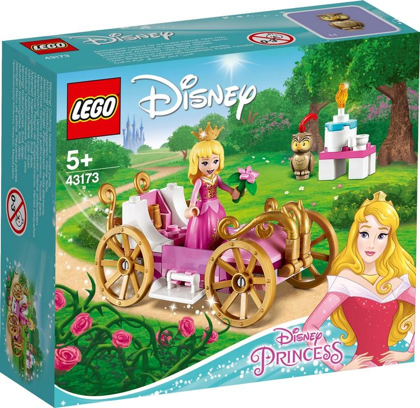 LEGO Disney Princess 43173 Auroras Royal Carriage