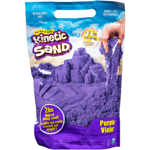 Kinetic Sand 2lb Purple