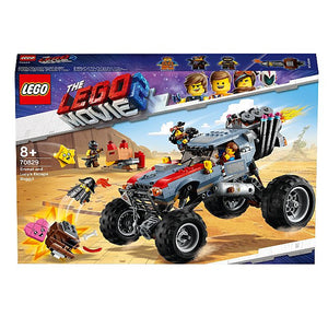 LEGO Movie 70829 Emmet and Lucy's Escape Buggy!