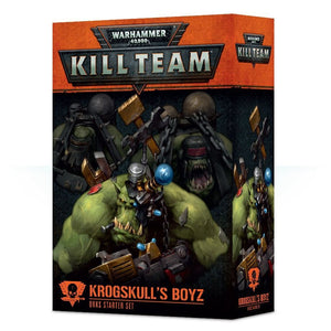 Kill Team Krogskull's Boyz 102-22-60