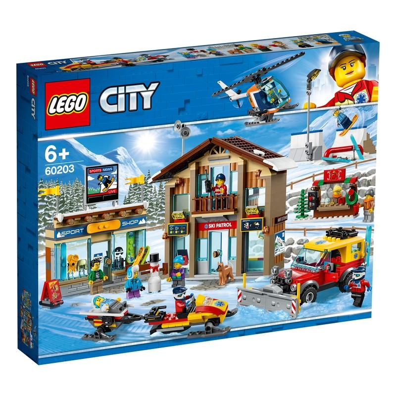 LEGO City Town 60203 Ski Resort