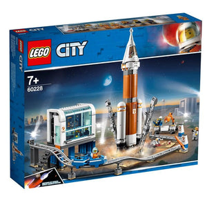 LEGO City Space Port 60228 Deep Space Rocket and Launch Control