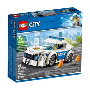 LEGO City Police 60239 Police Patrol Car