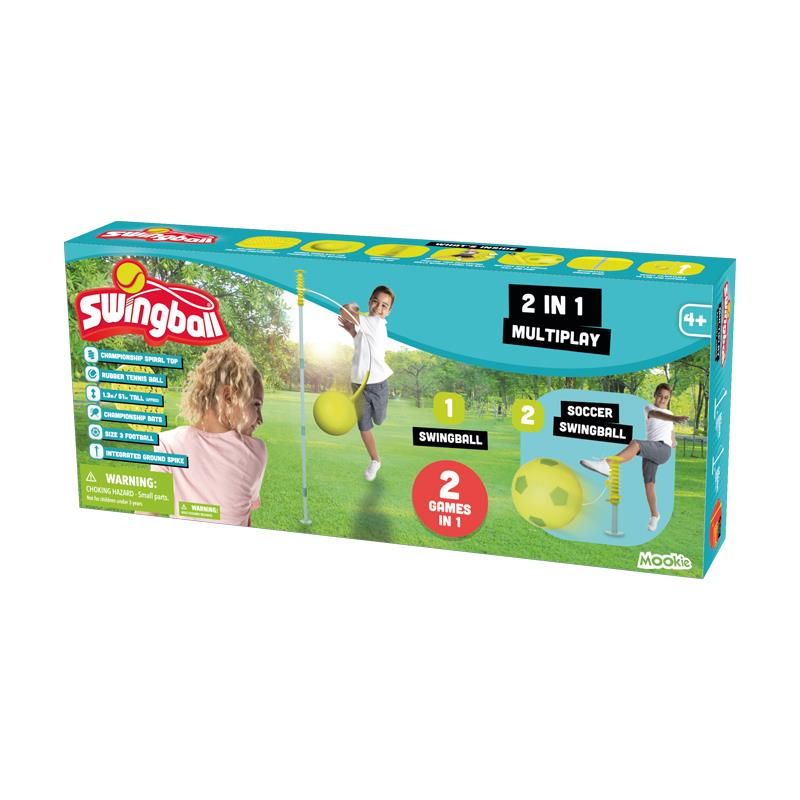 Swingball 2 in 1 Tennis and Football
