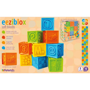 Eeziblox Soft Blocks