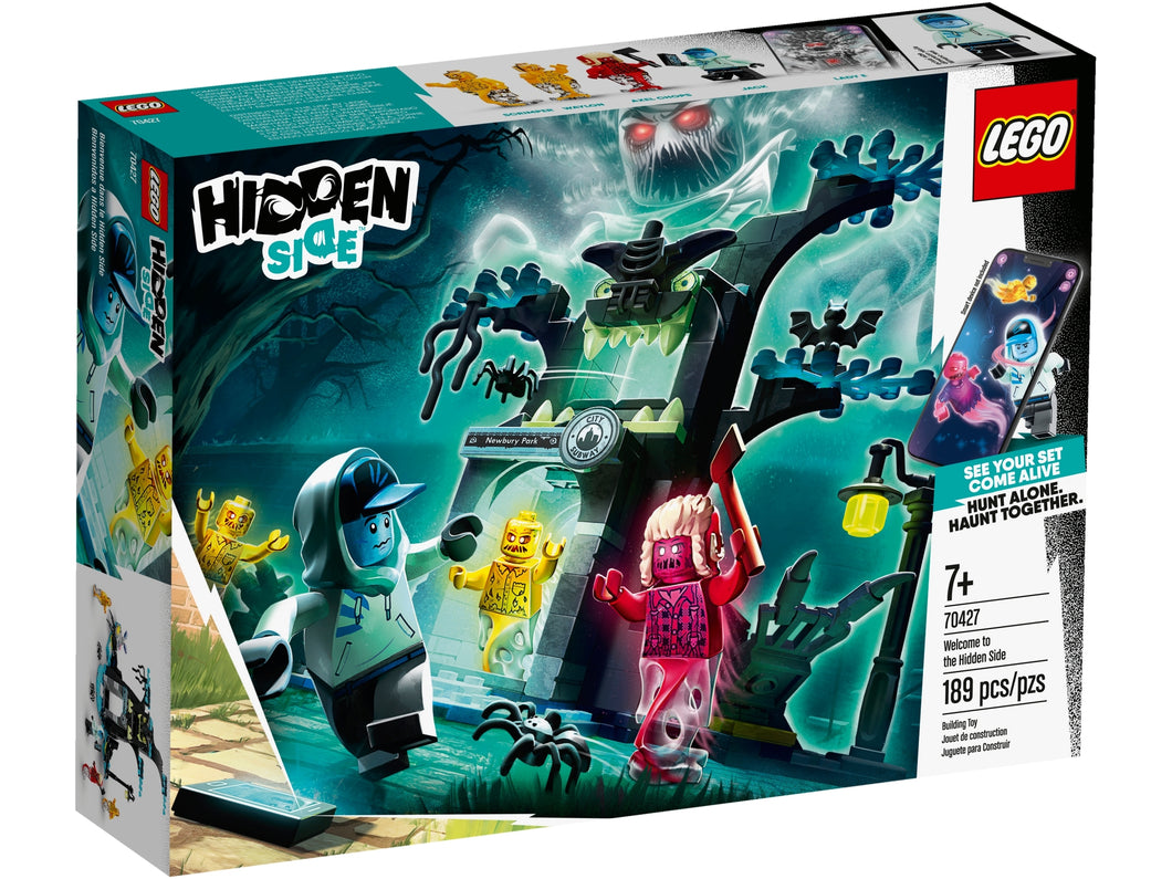 LEGO Hidden Side 70427 Welcome to the Hidden Side