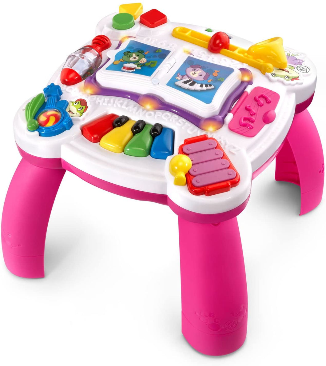 LeapFrog Music Table - Pink