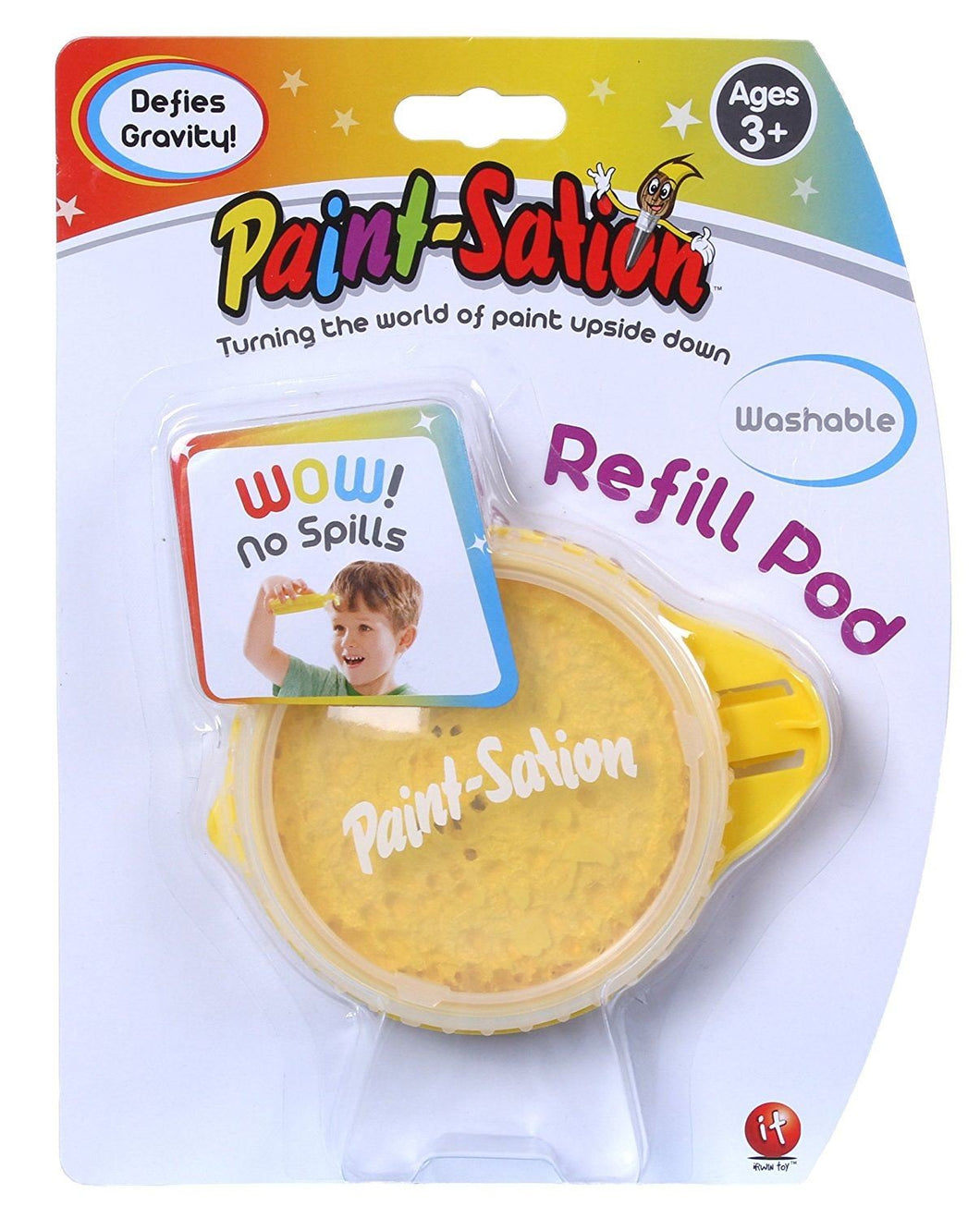 Paint-Sation Refill Pod - Yellow