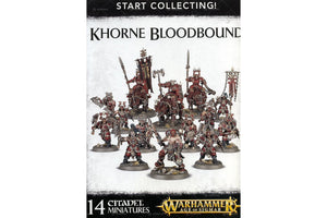 Start Collecting AOS Khorne Bloodbound 70-82