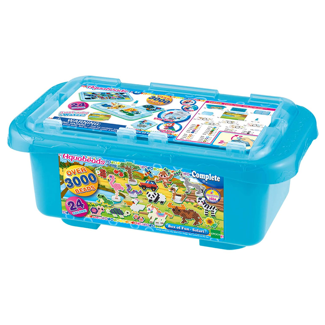 Aquabeads Box of Fun Safari