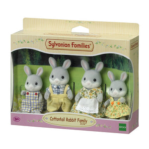 Sylvanian Families Cottontail Rabbits Family