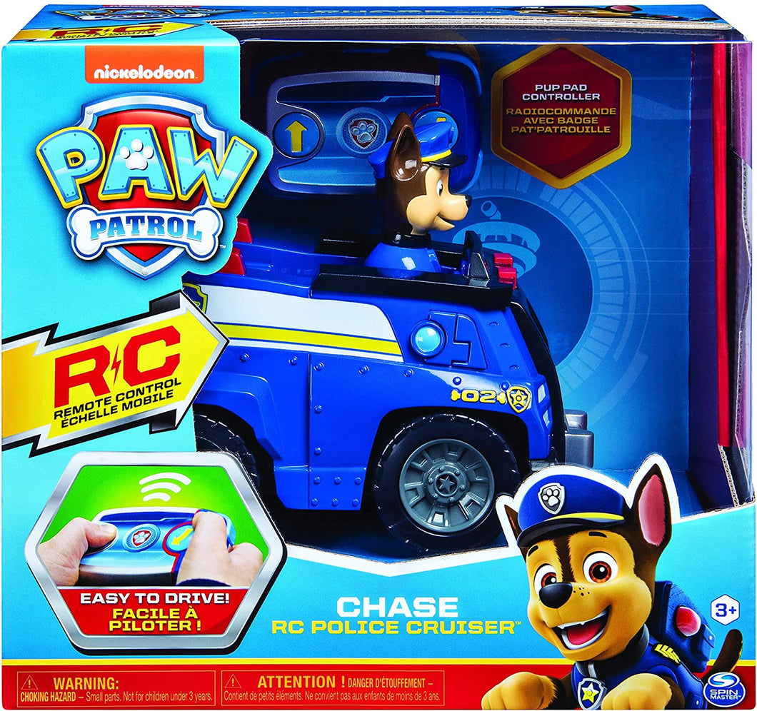 Paw Patrol Chase Police Cruiser RC