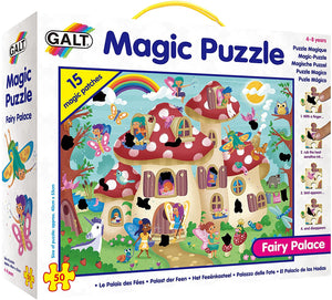 Galt Magic Puzzle Fairy Palace