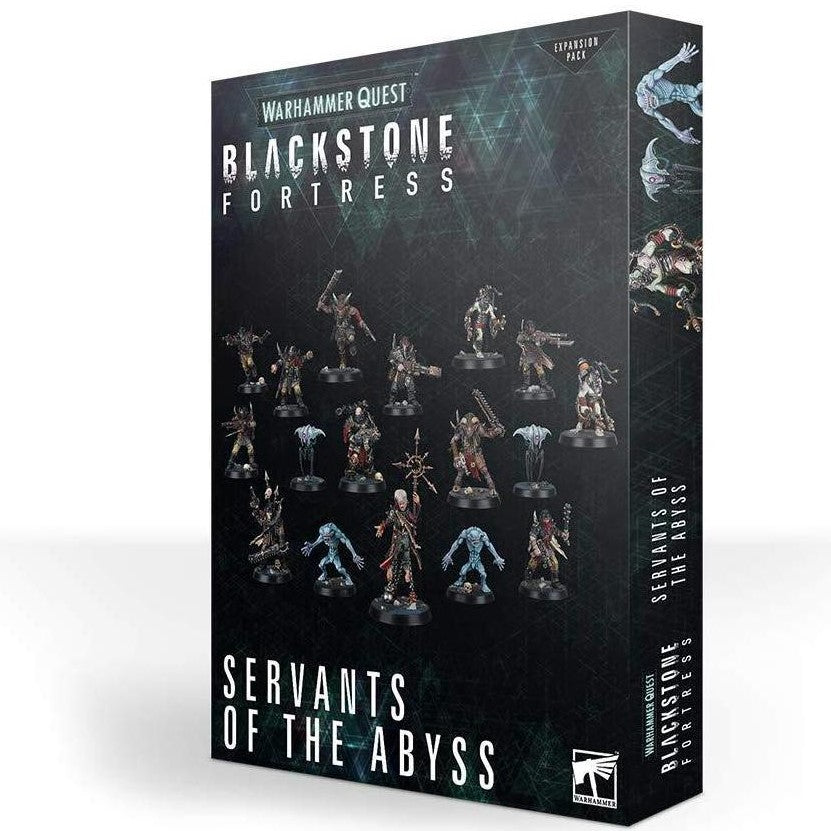 Blackstone Fortress Servants of the Abyss BF-08