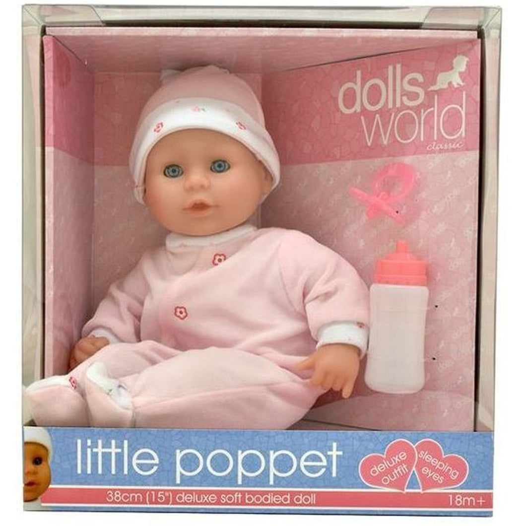Dollsworld Little Poppet