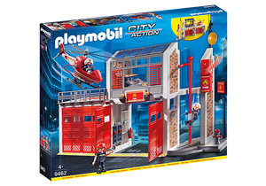 Playmobil City Action 9462 Fire Station