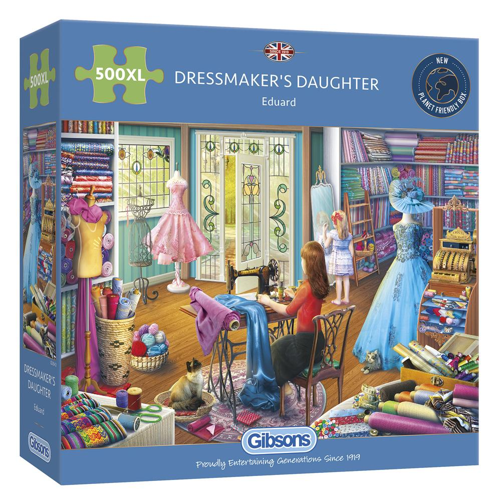 The Dressmaker's Daughter 500pc XL