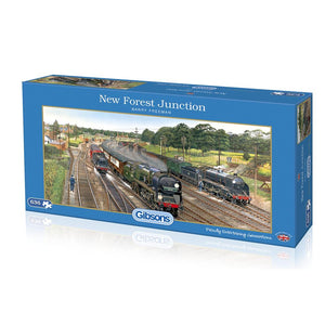 New Forest Junction 636pc