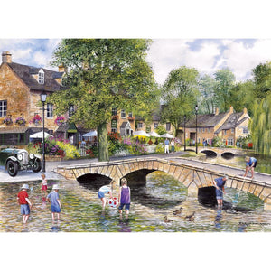 Bourton on the Water 1000pc