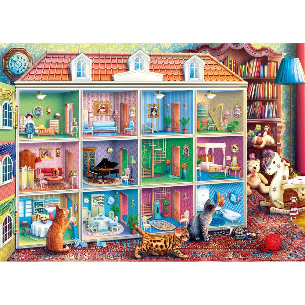 Curious Kittens 1000pc
