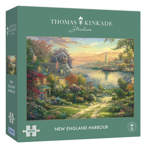 New England Harbour 1000pc