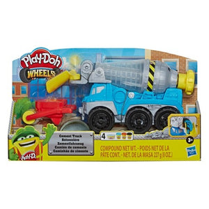 Play-Doh Wheels - Cement Truck