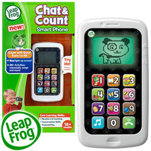 LeapFrog Chat and Count Smartphone