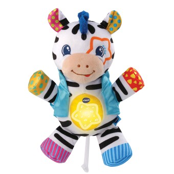 Vtech Lights and Stripes Zebra