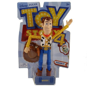 Toy Story 7-inch Basic Figure Woody