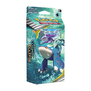 Pokemon Theme Deck Kyogre