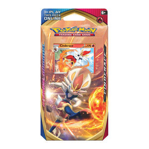 Pokemon Theme Deck Cinderace