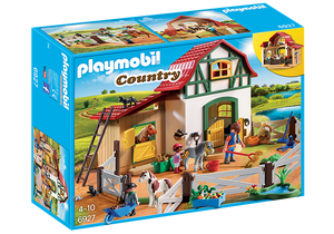 Playmobil Country 6927 Pony Farm