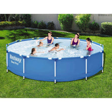 Load image into Gallery viewer, Bestway 12ft Steel Pro Pool - Above Ground