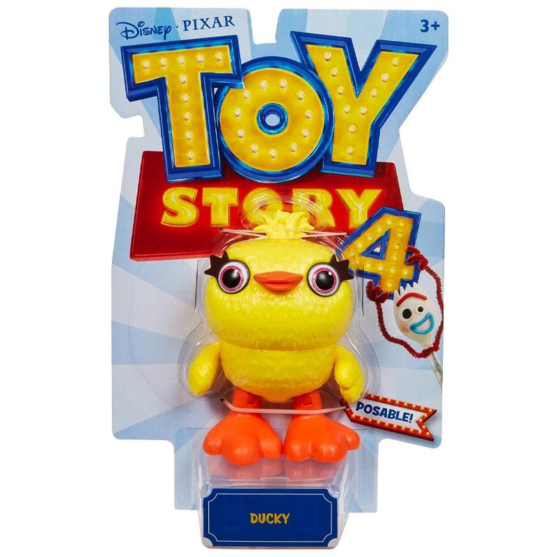 Toy Story 7-inch Basic Figure Ducky