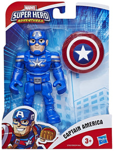 Marvel SHA Captain America Figure