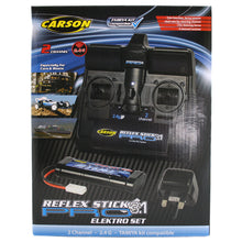 Load image into Gallery viewer, Carson R/C Reflex Stick Pro 3.1 Radio Bundle