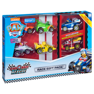 PAW Patrol True Metal Ready Race Rescue Gift Set