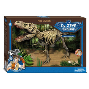 Dr Steve Hunter T-Rex Model Kit