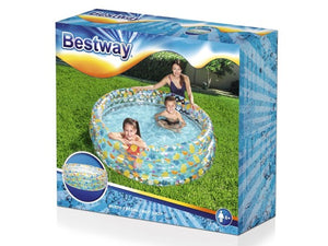 Bestway Inflatable Fruit Pool 170cm x 53cm