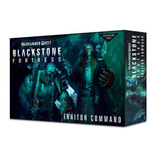 Load image into Gallery viewer, Blackstone Fortress Traitor Command BF-03-60